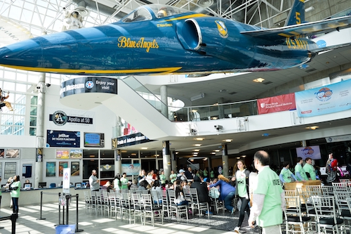 Give Kids a Smile at The Cradle of Aviation, Garden City