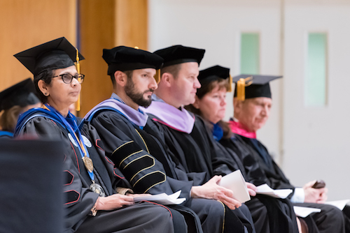 Dr. Latha Chandran, Dr. Jimmy Kilimitzoglou, Dr. Charles Larsen, Dr. Mary Truhlar, Dr. Vincent Iacono