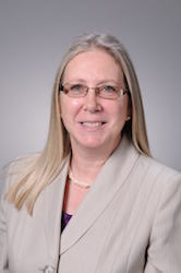 Dr. Kathleen M. Frost of Stony Brook School of Dental Medicine