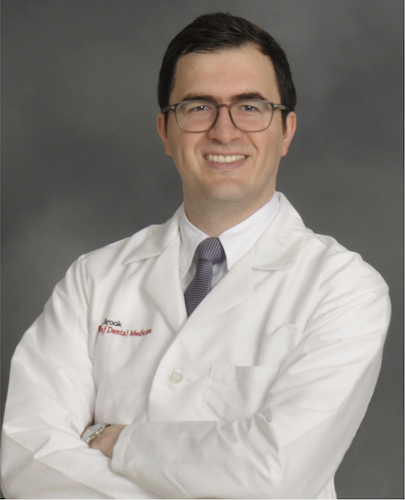 Dr. Hossein Bassir of Stony Brook School of Dental Medicine