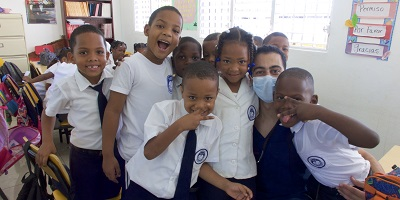 Children in the Dominican Republic Receive Care