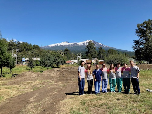School of Dental Medicine in Neltume, Chile