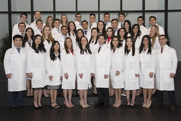 Class of 2020 White Coat Ceremony