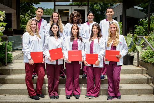 Stony Brook School of Dental Medicine's Dental Assistant Program Graduates 2017