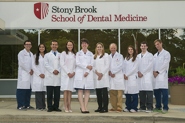 Members of Digital Dentistry Program