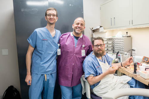 Stony Brook School of Dental Medicine Provides Care in Pine Ridge, South Dakota