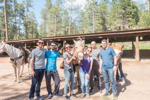 Stony Brook School of Dental Medicine Students Explore Pine Ridge, South Dakota