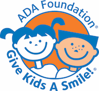 ADA Foundation Give Kids a Smile Logo
