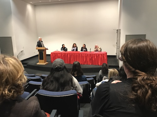 Dr. Ann M. Nasti Participates in Health Industry Leader Panel Hosted by the College of Arts & Sciences