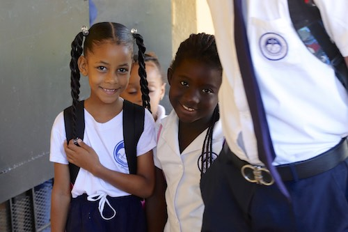 Children Receive Care in La Romana Through World of Smiles Inc. and Partnership With Stony Brook School of Dental Medicine