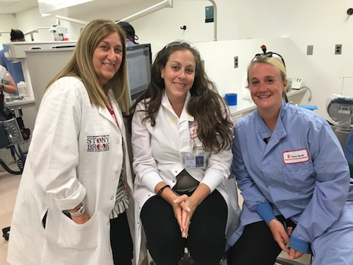 Faculty and Residents Participate in Stony Brook School of Dental Medicine's Annual Back-to-School Event to Provide Free Oral Health Care