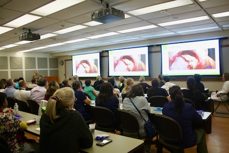 Isolite Provides Training to SDM Students, Faculty and Residents