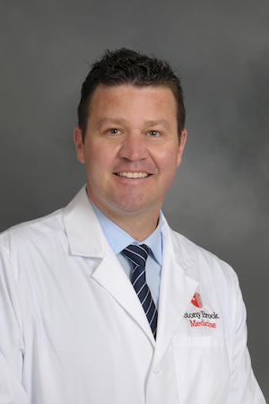 Dr. Charles D. Larsen, Director, Advanced Education Program in Pediatric Dentistry at Stony Brook School of Dental Medicine