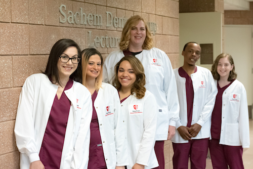 2018 Dental Assistant Program Graduates Photo
