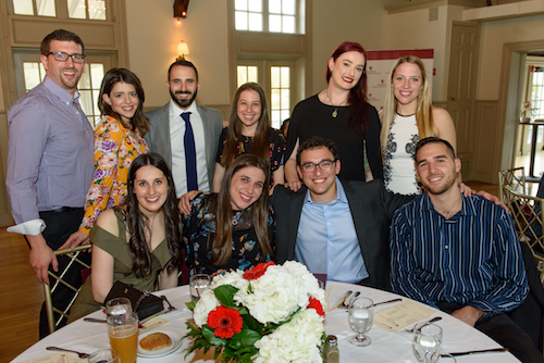 2018 SDM Senior Celebration Dinner