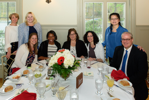 Members of the SDM Community Celebrate at the 2018 SDM Senior Celebration Dinner