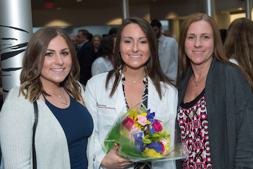 2018 White Coat Ceremony Reception
