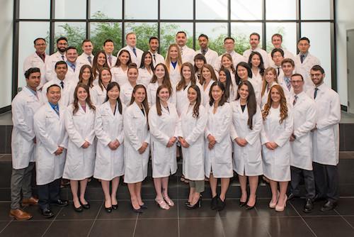 School of Dental Medicine Class of 2021