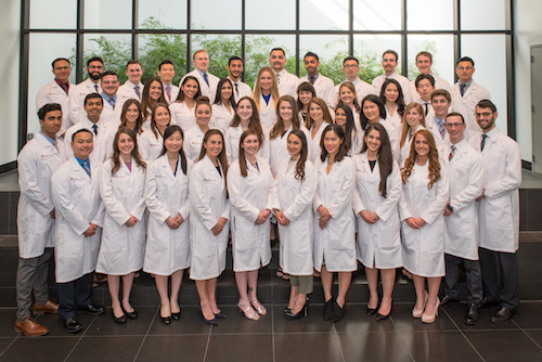 SDM Class of 2021 White Coat Ceremony