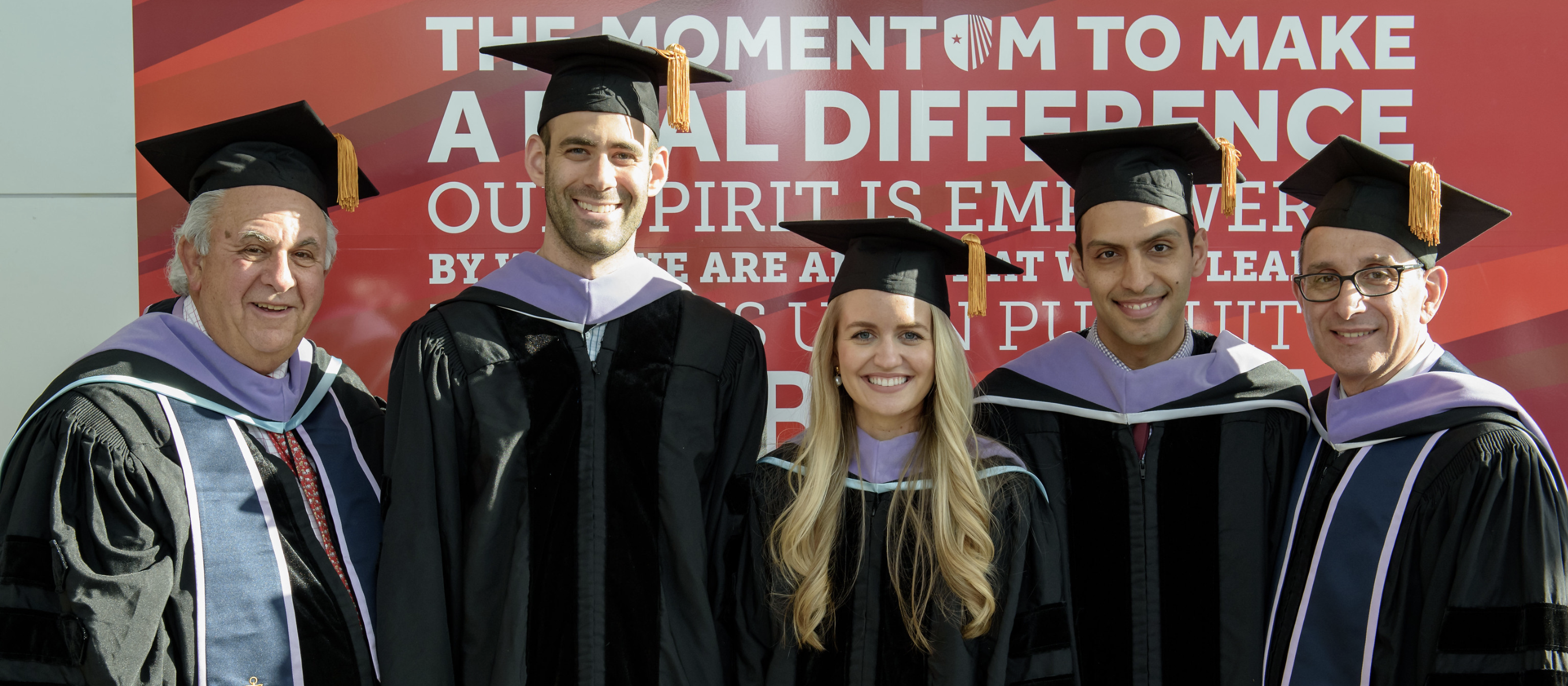Stony Brook School of Dental Medicine's Advanced Education Program in Orthodontics' Graduates and Faculty