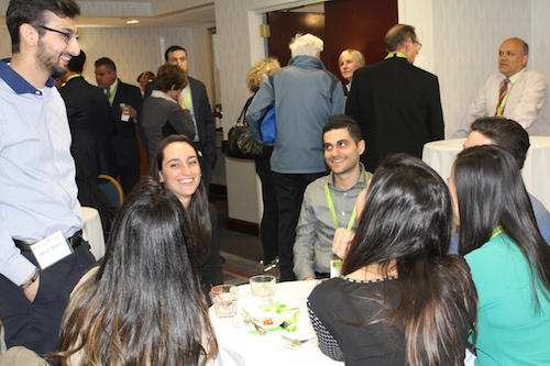 Annual Alumni Reception at GLIDM