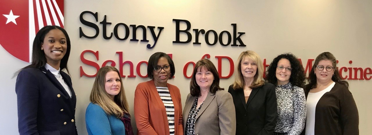 Stony Brook School of Dental Medicine's Office of Education Faculty and Staff